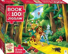 Book &100 Piece Jigsaw