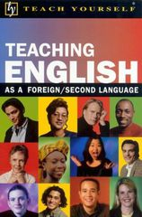 Teaching English as a Foreign/Second Language