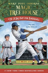 Magic Tree House 29 A Big Day for Baseball