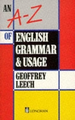 An A- Z of English Grammar & Usage