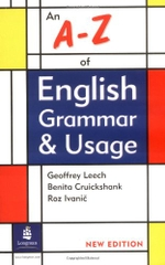 an A-Z of English Grammar and Usage