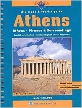 Athens City Maps and Tourist Guide