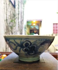Bao Cap Bowl 200 by Northern Pottery - Bookworm Hanoi