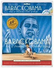 Barack Obama Son of Promise Child of Hope