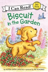 I Can Read Biscuit in the Garden
