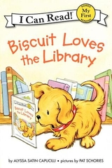 I Can Read Biscuit and the Little Pup