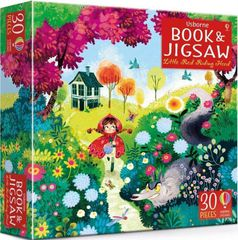 Book & Jigsaw Little Red Riding Hood