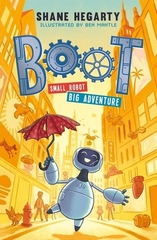 Boot Small Robot Big Adventure