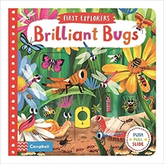 First Explorers Brilliant Bugs