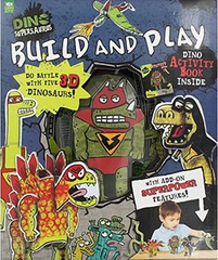 Build and Play Make 3D Dinosaurs