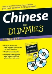 Chinese for Dummies with CD