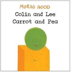 Colin and Lee Carrot and Pea