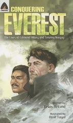 Conquering Everest The Lives of Edmund Hillary and Tenzing Norgay