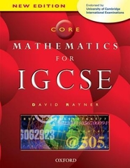 Mathematics for Igcse