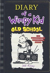 Diary of a Wimpykid Old School