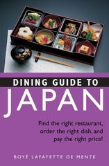 Dining Guide toJapan