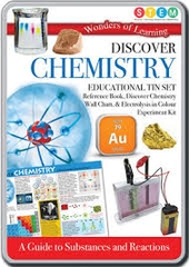 Discover Chemistry Educational Tin Seth