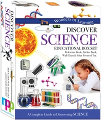 Discover Science Educational Box Set