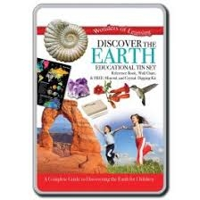 Discover the Earth Educational Tin Set