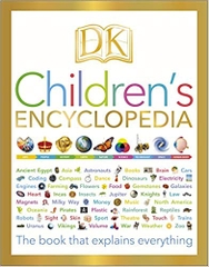 Childrens Encyclopedia the book that explains everything