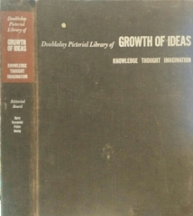 Doubleday Pictorial Library of Growth of Ideas