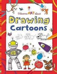 Usborne Art Ideas Drawing Cartoons