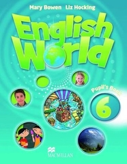 English World Pupil's Book 6