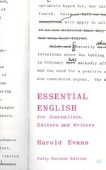 Essential English for Journallists, Editors and Writers