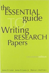 The Essential Guide Writing Research Papers