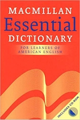 Essential Dictionary For Learners of English International Student Edition