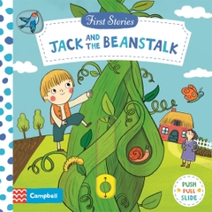 First Stories Jack And The Beanstalk