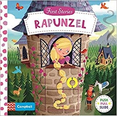 First Stories Rapunzel