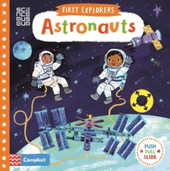 First Explorers Astronauts