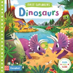 First Explorers Dinosaurs