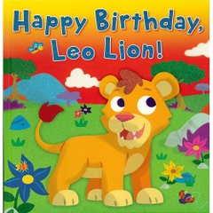 Happy Birthday Leo Lion