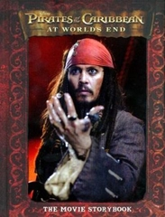 Pirates of the Caribbean at the World's End the Movie Storybook