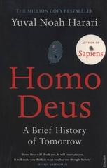Homo Deus A Brief History of Tomorrow