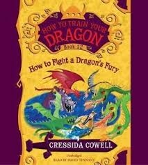 How to Train Your Dragon Book 12 How to Fight a Dragons Fury
