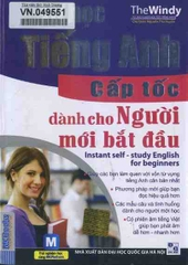 Instant Self Study English for Beginners