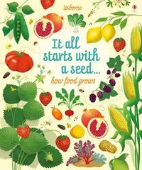 It All Starts with a Seed How Food Grows