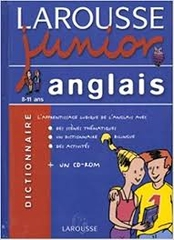 Larousse Junior Anglais