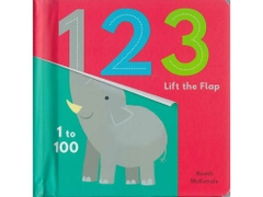 Lift the Flap 123 1 to 100