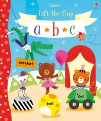 Lift the Flap - ABC