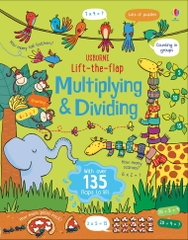 Usborne Lift the Flap Multiplying & Dividing