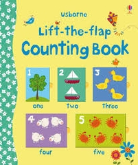 Lift the Flap - Counting Book