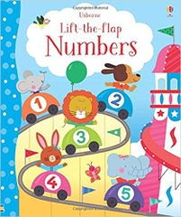 Usborne Lift the Flap Numbers