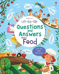 Lift The Flap Questions And Answers About Food