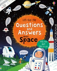Lift The Flap Questions And Answers About Space