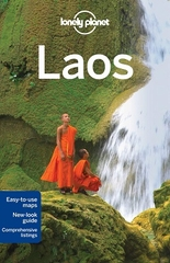 Lonely Planet Laos 1994