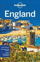 Lonely Planet England 2017